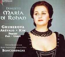 Edita Gruberova - Donizetti: Maria di Rohan (Gesamtaufnahme) - CD