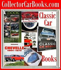 Collector Car Books.com Product Website Old Classic Cars Web Store Race Book URL