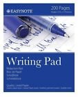 200 PAGES 135X170MM DUKE WRITING DRAFT NOTE PAD LINED RULED PAPER SHEETS 3254
