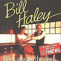 BILL HALEY Rock around the clock FR Press 45 Tours