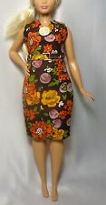 Handmade Fully lined Clothes for Curvy Barbie NO DOLL