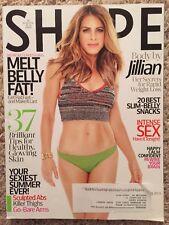 SHAPE Magazine July August 2015 NEW JILLIAN Weight Loss Sculpted Abs Intense Sex