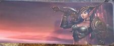 League of Legends Speed Extended Gaming Mouse Mat Pad-  800*300*3mm (USA SELLER)