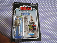 brand new star wars luke skywalker (hoth outfit) on card