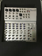 ALTO L-8 8 Channel Mixing Console & Digital Effects Board