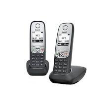 Siemens Gigaset A415 Duo schnurloses Telefon Schnurlostelefon Festnetz