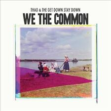 Thao & the Get Down Stay Down - We the Common (CD, 2013, Ribbon Music)