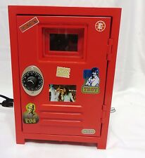 DISNEY HIGH SCHOOL MUSICAL AM/FM ALARM CLOCK RADIO w IPOD MP3 DOCK LCD DISPLAY