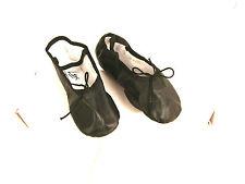 Leo's Protege Black  Ballets 048 Size 12.5C MSRP $16 910F