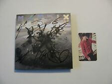 Signed B.A.P Matrix Mini Album W/ Himchan Photo Card and Gift