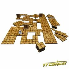 TTCombat (FSC010) Modular Dungeon Tiles, great for Fantasy Gaming