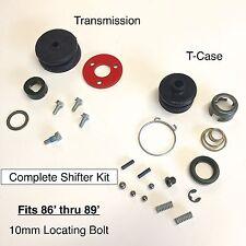 86-89 Suzuki Samurai - Transmission Shifter & Transfer Case Shifter Repair Kit