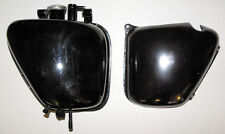 TRIUMPH 650 Unit 1967-70 oiltank and left Sidecover f7836 f8042 82-7836 82-8042