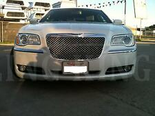 Chrysler 300 Chrome Mesh Bentley Grille Grill bently 2011-2014