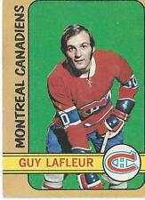 1972-73 O-Pee-Chee OPC GUY LAFLEUR # 59 - Montreal Canadiens