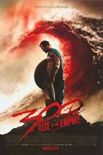 300: RISE OF AN EMPIRE  - 2014 - orig 27x40 D/S REG Movie Poster - LENA HEADEY