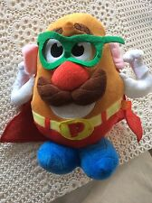 "'MONSIEUR PATATE: GROSSE PELUCHE FIGURINE ""SUPER PATATE"", RARE"