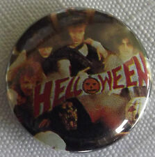 "HELLOWEEN Vintage 25 Years Old 25mm-1"" Button Pin Badge Heavy Metal Kiske#NB.102"