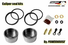 Yamaha YZF 1000 R Thunderace rear brake caliper seal kit & pistons 1996-2001