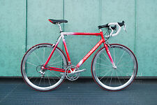 Colnago VIP Large size road bike Campagnolo Chrous - Vento Wheelset - red