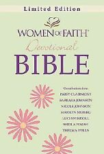 Women of Faith Devotional Bible, Limited Edition: A Message of Grace & Hope for