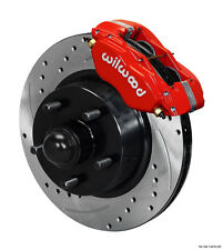 Ford Falcon,Mustang,Comet,Cougar,Wilwood Drilled Frontt Dynalite Brake Kit