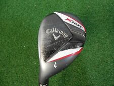 USED LEFT HANDED CALLAWAY X HOT 22* COMBO CALLAWAY X HOT GRAPHITE SHAFT LH