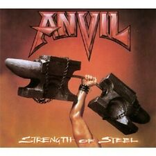 Anvil Strength Of Steel CD NEW SEALED 2012 Digitally Remastered Metal