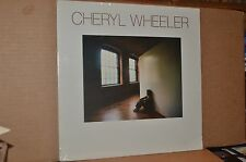 CHERYL WHEELER 1985 SEALED DEBUT LP WITH MARY CHAPIN CARPENTER, JONATHAN EDWARDS