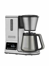 Cuisinart CPO-850 Pour Over Coffee Brewer Thermalappl Pureprecision 8cup Carafe