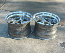 Porsche 911,944 Etoille 455 Gold Wheel Rims Pair 10 x 16 Used