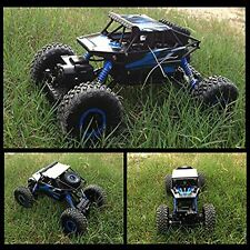 New RC Desert Off Road Truck Car Buggy 4x4 Electric 1/18 Jeep Style Drift Racing