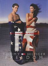Tommy Hilfiger Freedom Fragrance 2000 Magazine Advert #3396