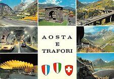 BT069 Traforo del M Bianco interno tunnel   Italy