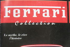FASCICULE 28 FERRARI  COLLECTION  375 F1  /   512 BB    /    612 CAN-AM