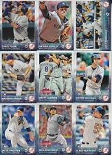 2015 Topps Update New York Yankees Team Set Brett Gardner Alex Rodriguez 14