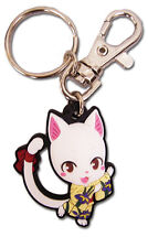 **License** Fairy Tail PVC Keychain SD Carla Yukata #36863