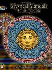 Mystical Mandala Coloring Book by Alberta Hutchinson (Staple Bound)