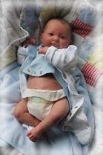 Precious Baban Reborn La baby Berenguer Doll Caspar a Cute Preemie Baby Boy