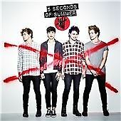 Five 5 Seconds Of Summer CD Album (Debut) Don't Stop, etc