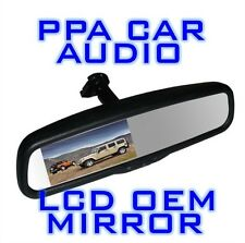MAZDA BT50 PREMIUM OEM REVERSING CAMERA REPLACEMENT AUTO DIMMING MIRROR
