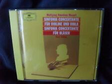 Mozart - Sinfonia Concertante Für Violine Und Viola / Für Bläser  -Karl Böhm