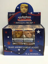 Donald Trump SqueezeEz Big Head Collectible Stress Ball toy figure