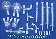 Brand New Laboratory Glassware Kit with Joint size 24/40