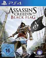 ★ PS4 Spiel Assassin´s Creed 4 - Black Flag *wie NEU!* dt. Playstation 4 Top! ★