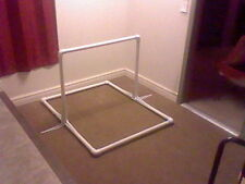 KIDS GYMNASTICS HORIZONTAL BAR - MAKE IT FOR $60 - COMPLETE,EASY INSTRUCTIONS!!!
