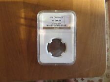 1916 Canada 1C Large Cent NGC MS64+ BROWN  RARE