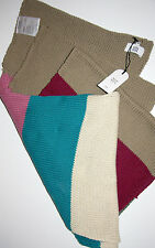 Noa Noa  Grosser Schal  Big Scarf  Mica Multicolor  Cotton   size: one size Neu