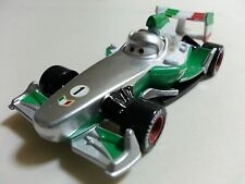 Mattel Disney Pixar Cars 2 Francesco Bernoulli With Finish Metallic 1:55 Loose