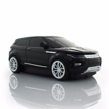 3D Range Rover Car Wireless Mouse USB Optical 2.4G Computer Laptop Mice PC Black